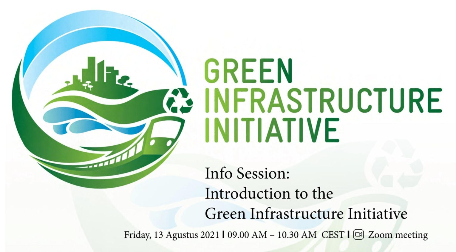 Info Session: Introduction to the Green Infrastructure Initiative